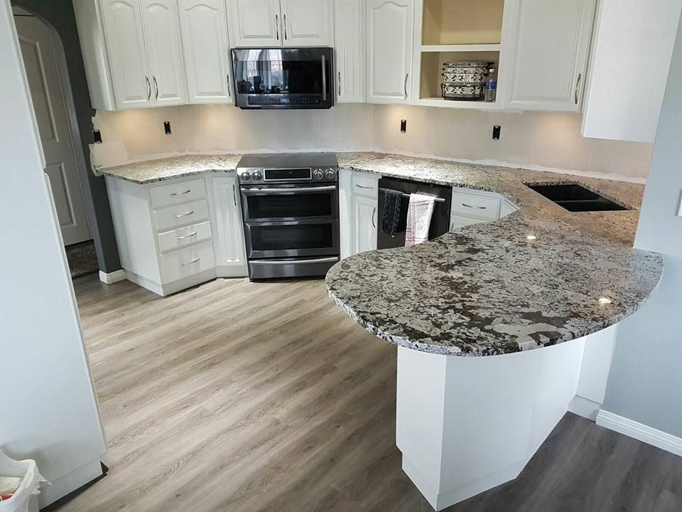 Alaska-White-Granite